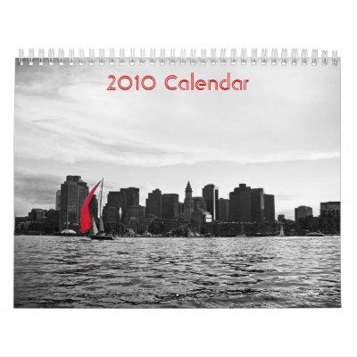 Calendario 2010 - creado por Thorts