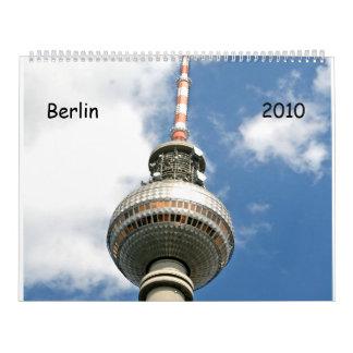 Calendario 2010 de Berlín grande