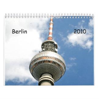 Calendario 2010 de Berlín