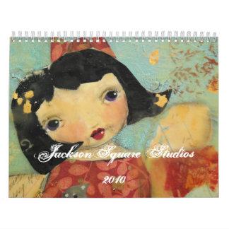 Calendario 2010 de JacksonSquare revisado