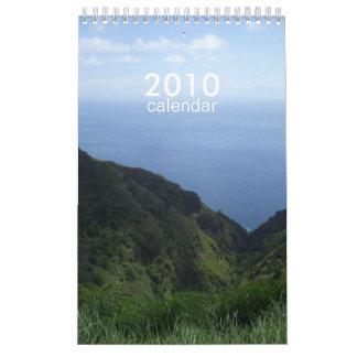 Calendario 2010 de la foto