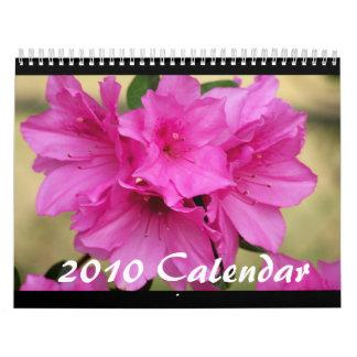 Calendario 2010 de la naturaleza