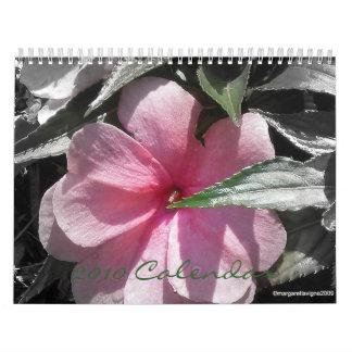 Calendario 2010 de las flores II