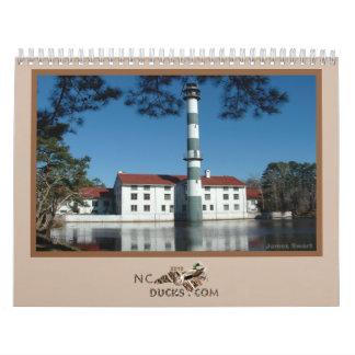 calendario 2010 de NCDucks.com