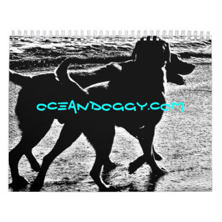 Calendario 2010 de Oceandoggy