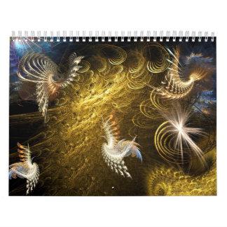 Calendario 2010 del fractal