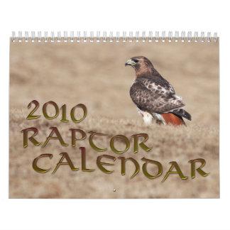 Calendario 2010 del rapaz