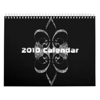 Calendario 2010 por Nobu
