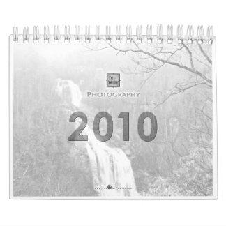 Calendario 2010 tamaño compacto