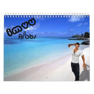 Calendario 2011-2012 de IMVU4ARABS