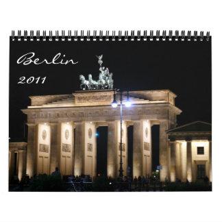 calendario 2011 de Berlín