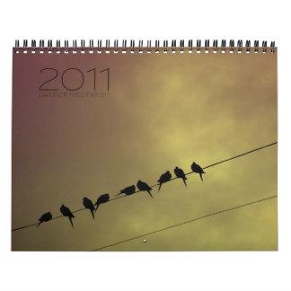 Calendario 2011 de Patrick McPheron