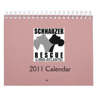Calendario 2011 de SRM