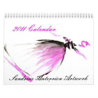 Calendario 2011 del arte