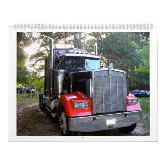 Calendario 2011 del camión