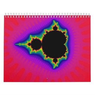 Calendario 2011 del fractal