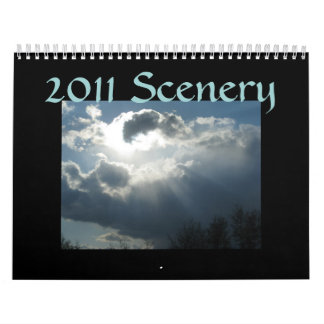 Calendario 2011 del paisaje