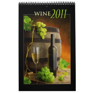 Calendario 2011 del vino