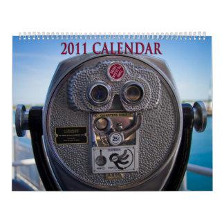 Calendario 2011 - por T.F.Henry