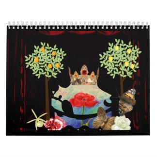 calendario 2011 su propio texto