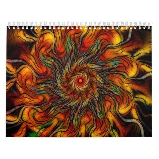 Calendario 2011 (Version1) de Psycheluminous