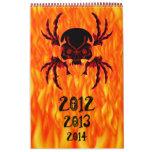 Calendario 2012-2013-2014 de GDMA