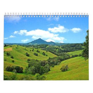 Calendario 2012 de Cooroy