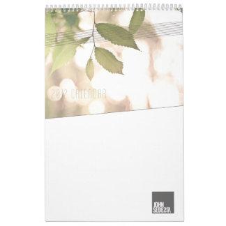 Calendario 2012 de la foto