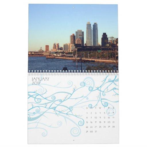 Calendario 2012 de New York City