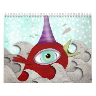 Calendario 2012 de Rupydetequila