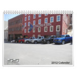 Calendario 2012 de Silverado SS