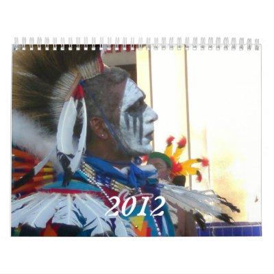 Calendario 2012 del carnaval de Trinidad