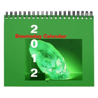 Calendario 2012 del día del juicio final