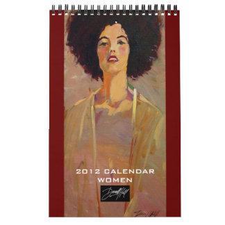 Calendario 2012 del Figurer de la colina de