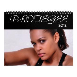 Calendario 2012 del homenaje del Protegee