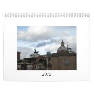 Calendario 2012: Inspiración en todo el mundo