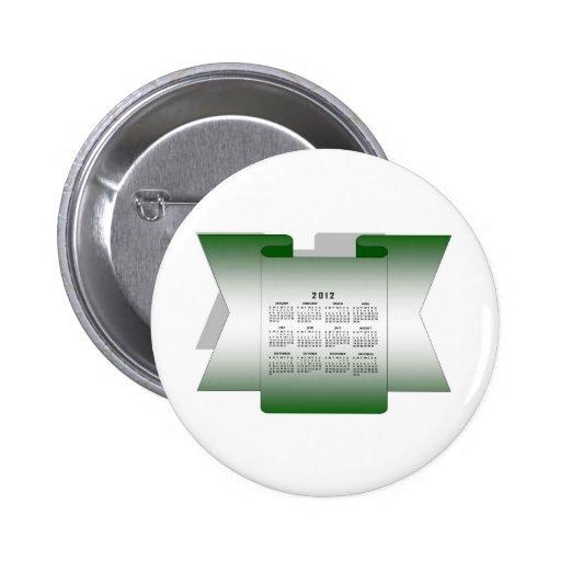 Calendario 2012 pin