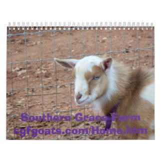 calendario 2013 - 2014 de la cabra