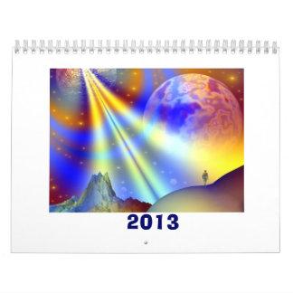 Calendario 2013 de ASTRO