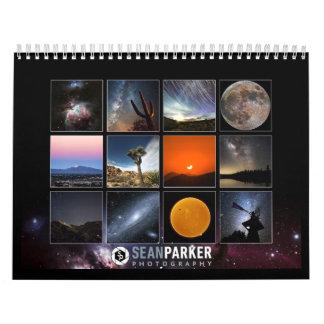 Calendario 2013 de Astro de Sean Parker