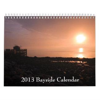 Calendario 2013 de Bayside