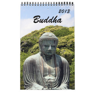 calendario 2013 de Buda