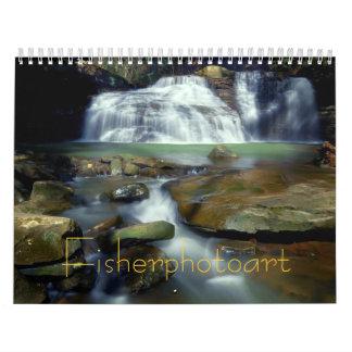 Calendario 2013 de Fisherphotoart