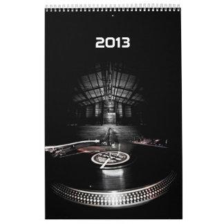 Calendario 2013 de JReedArt