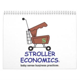 Calendario 2013 de la economía del cochecito