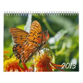 Calendario 2013 de la fotografía