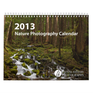 Calendario 2013 de la fotografía de la naturaleza
