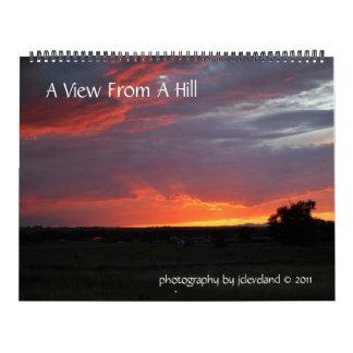 Calendario 2013 de la fotografía de la puesta del