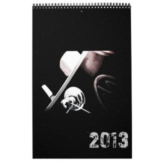 calendario 2013 de la música