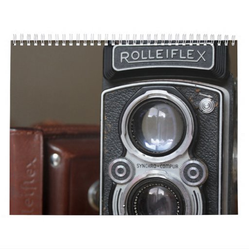 Calendario 2013 de las cámaras del vintage